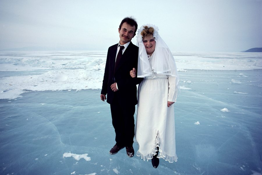 Lake Baikal Wedding