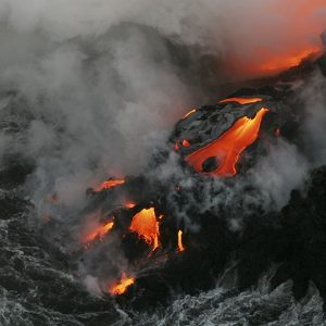 Lava tongue
