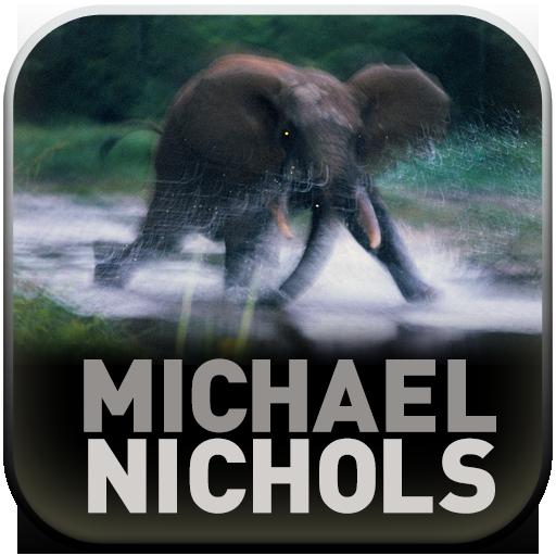 Michael Nick Nichols iPad app